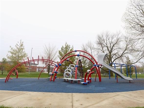 Hawkeye Park play area