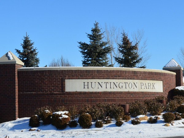 Huntington Park subdivision is a great community neighborhood!