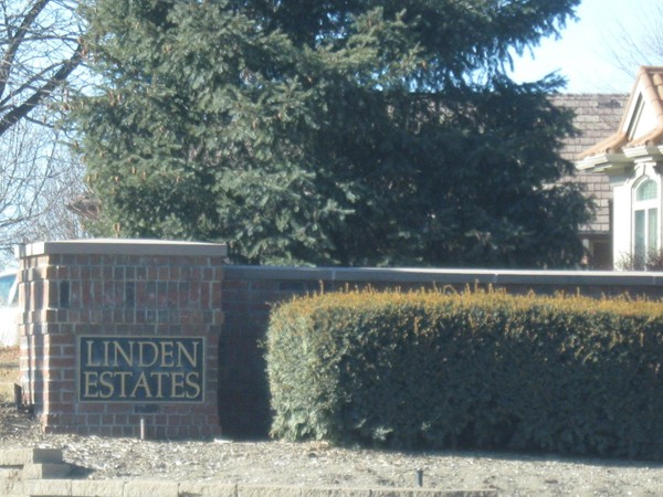 Linden Estates Subdivision in Omaha, Nebraska