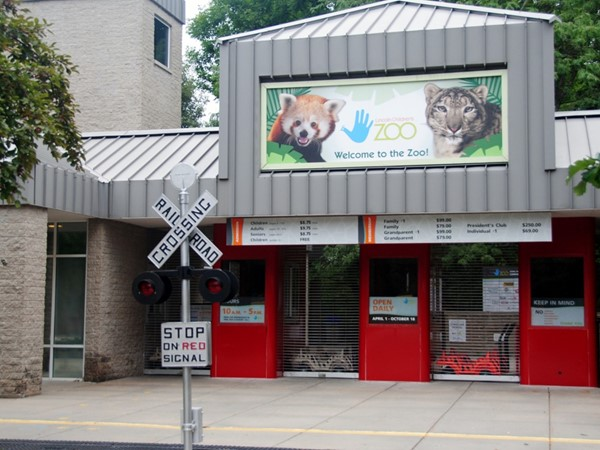 Lincoln Children's Zoo. Home to more than 350 animals, 40 of which are endangered