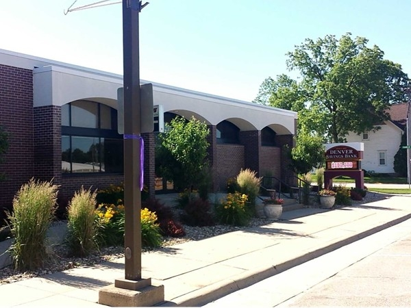 Denver Savings Bank, competitive rates and top-notch customer service
