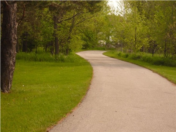 Trail System through Altoona