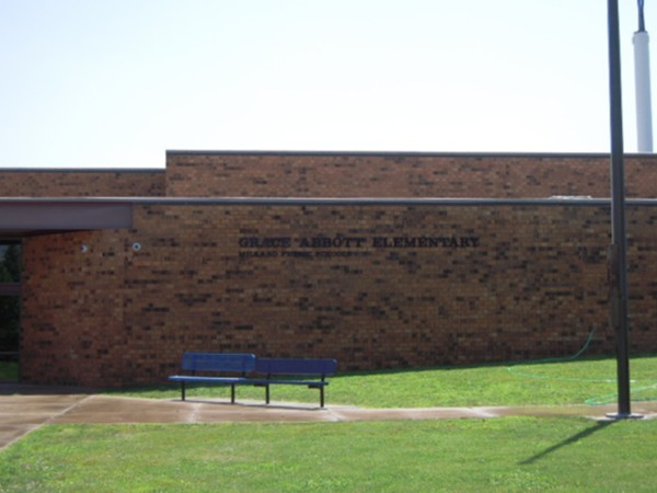 Grace Abbott Elementary (Millard) school in the Pepperwood neighborhood