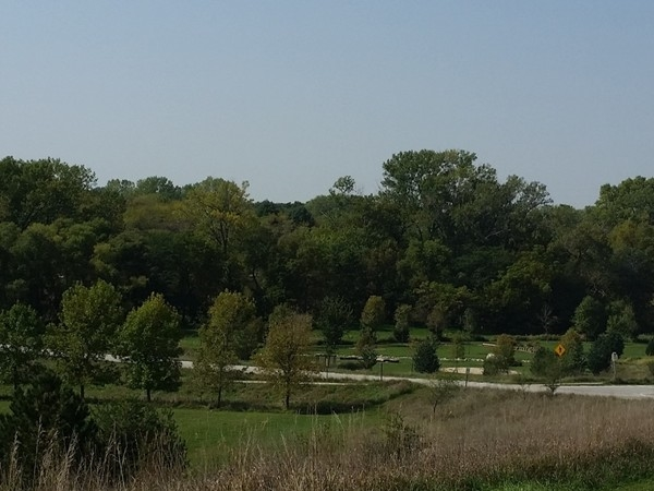 Enjoy a beautiful day with a stroll through Chalco Lake and Recreation Area