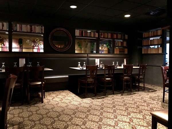 Brown Bottle Waterloo offers intimate dining for couples as well as group gatherings