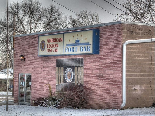 The American Legion Post 348 Fort Bar and Goldies Pizza