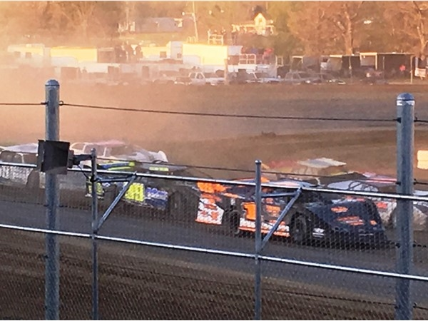 Dirt Track Racing in Independence. Family friendly fun April through August