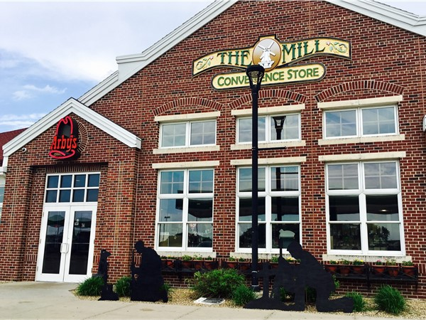 The Mill is a convenience store oasis for locals and travelers alike along Hwy 20