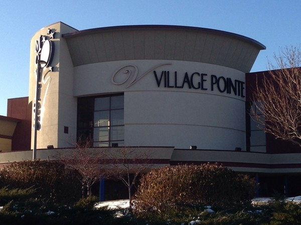 Marcus Village Pointe Cinema at 174th and Dodge.