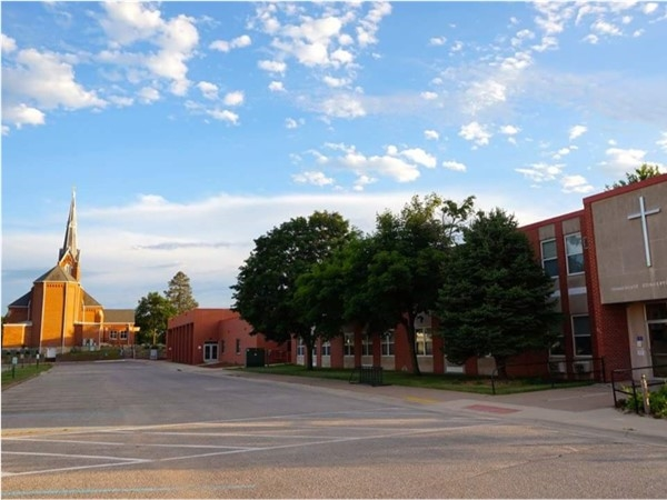 Nestled in the heart of Gilbertville sits the Bosco Schools Campus