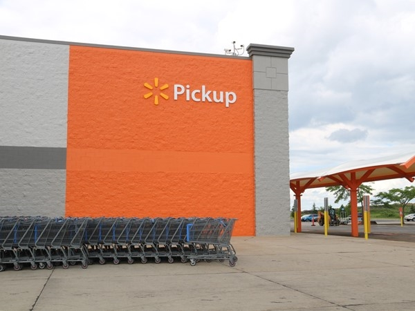 Cedar Falls Walmart's pickup station in now open for fast and easy shopping