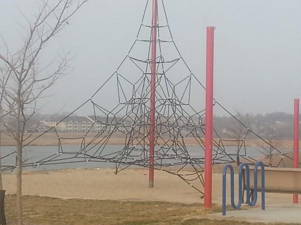 Playground at Lawerence Youngman Lake