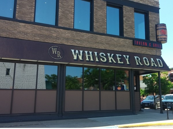 Delicious food, great atmosphere. Whiskey Road is a must stop in downtown