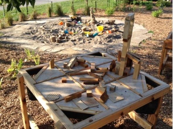 Children's Garden at the Enabling Gardens