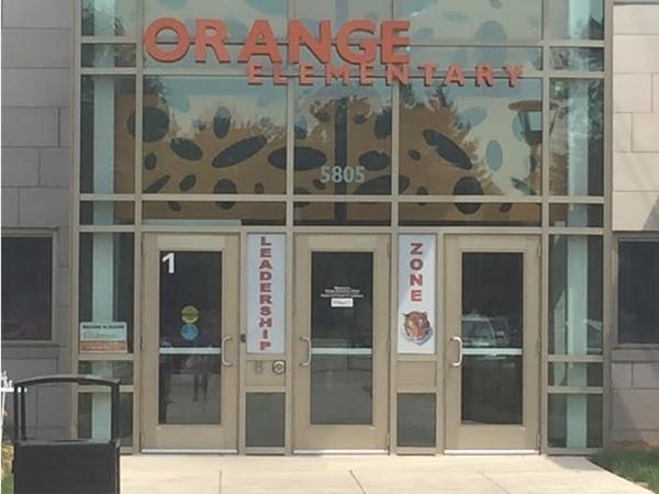 Orange Elementary, Waterloo Iowa