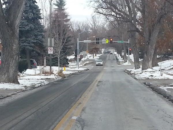The Lockwood area in midtown Omaha