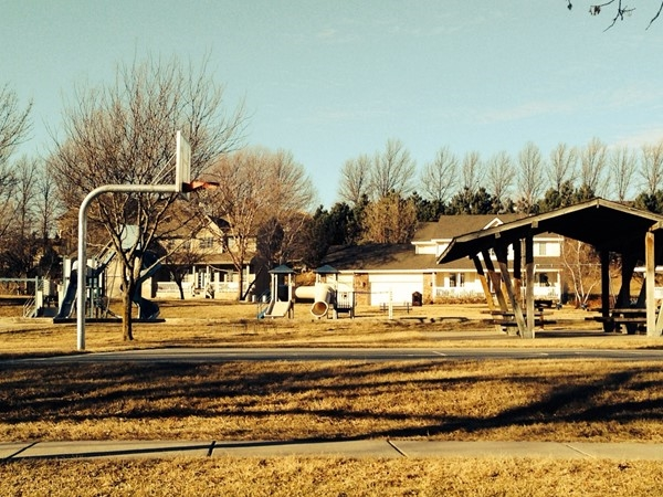 Playground in Armbrust Acres