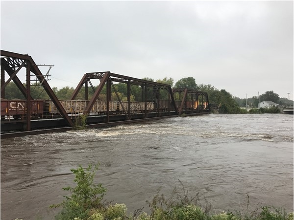 Cedar Falls pulled together and was better prepared for another historic flood