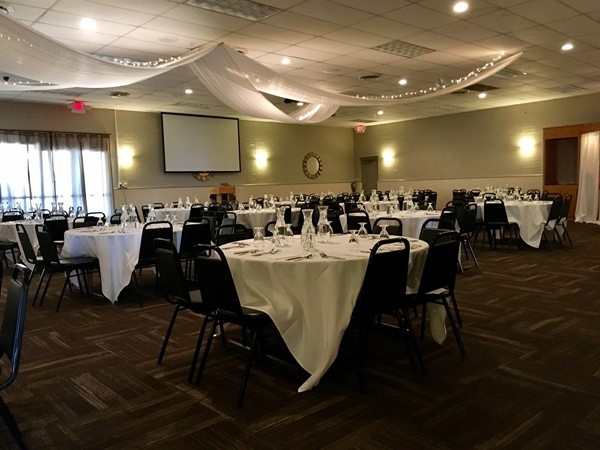 John Deere's Supervisors Club is always set to impress! Perfect venue for your next private event