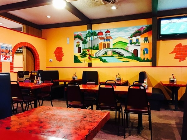 El Sol is a favorite authentic Mexican restaurant at the east edge of Waverly