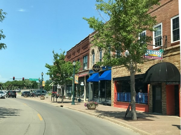 Spend an afternoon of dining and shopping on Main Street - you won't be disappointed