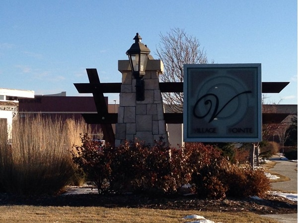 Village Pointe has great shopping and restaurants in the SW corner of 168th and Dodge