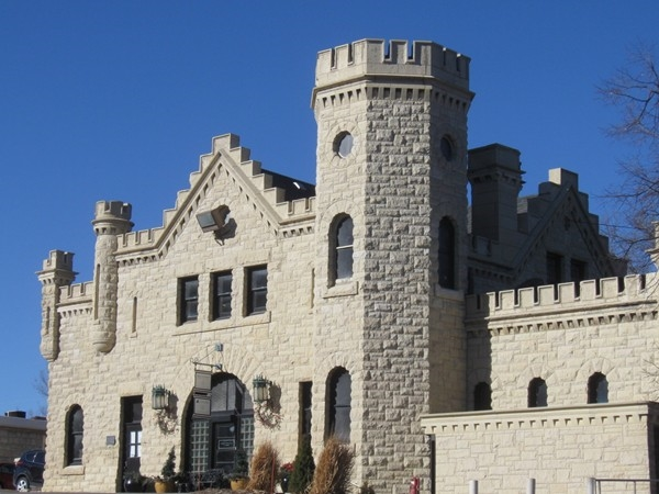 Joslyn Castle, Omaha Nebraska - Great location for private parties and wedding receptions.