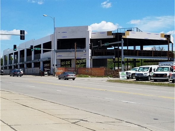 Downtown Millard is getting a face lift with condos and shops!  So exciting for residents of Millard
