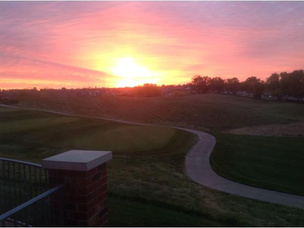 Sunrise in Deer Creek