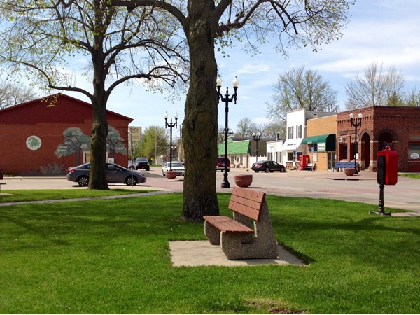 Triangle -  Downtown Waukee, Iowa