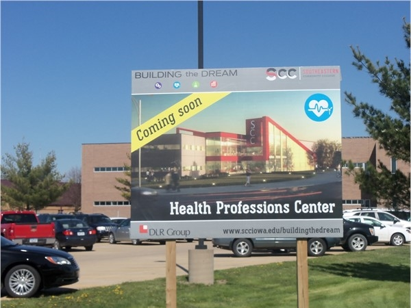Health Professions Center coming soon to Southeastern Community College