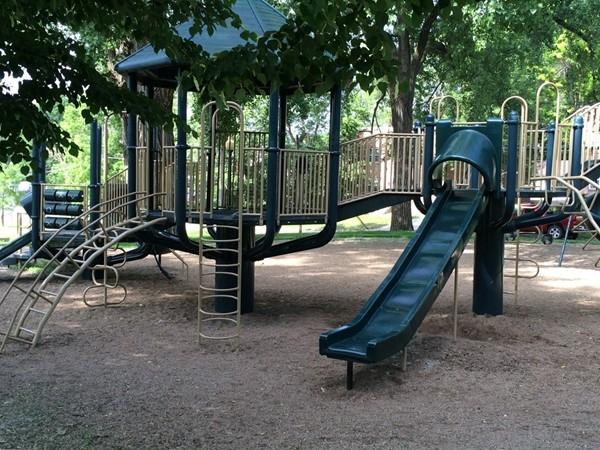 Chamberlain Park - Woodland Heights neighborhood park