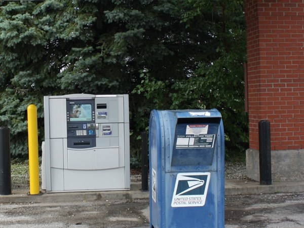 Park View has a 24 Hour ATM located across from Park View Lutheran Church