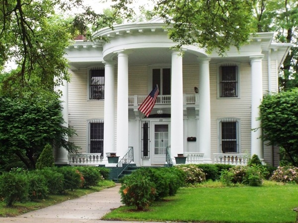 Highland is a Historic Preservation neighborhood, with great community Involvement