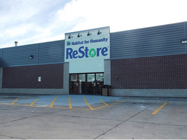 Welcome to the Neighborhood ReStore! Great for the environment and your pocketbook