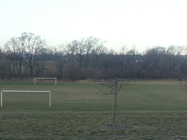 A playing field at White Hawk