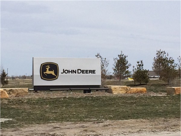 John Deere-Des Moines Works is one of Ankeny's premier employers.