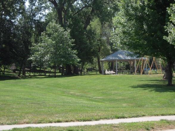 Pepperwood Park picnic area
