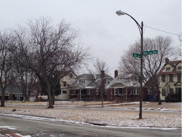 Historical Minne Lusa Boulevard - quaint homes, strong community