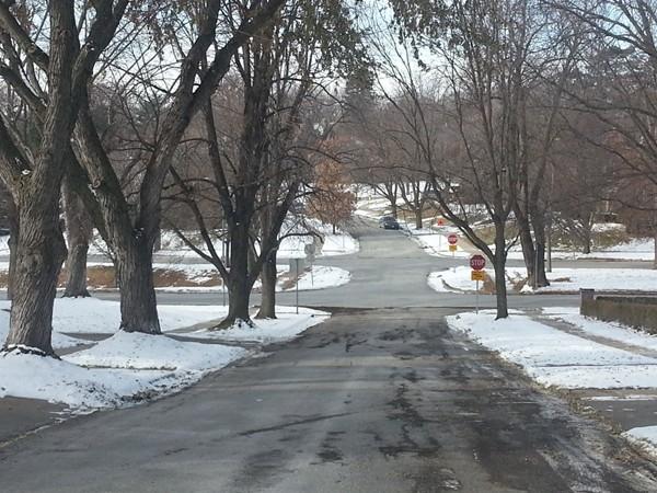 Happy Hollow Boulevard