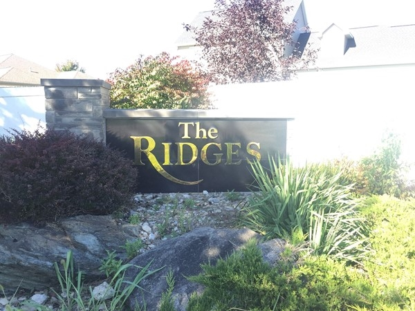 The Ridges is a subdivision on the west side of Cedar Falls