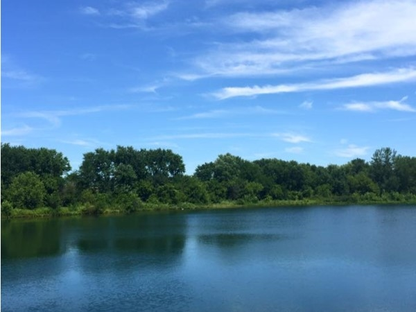 Swimming is great in the Scott County Lake near Mt. Joy.  Located  just 10 minutes from Davenport