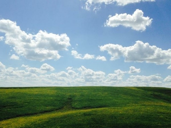 I enjoyed this nice country drive on the outskirts of Davenport
