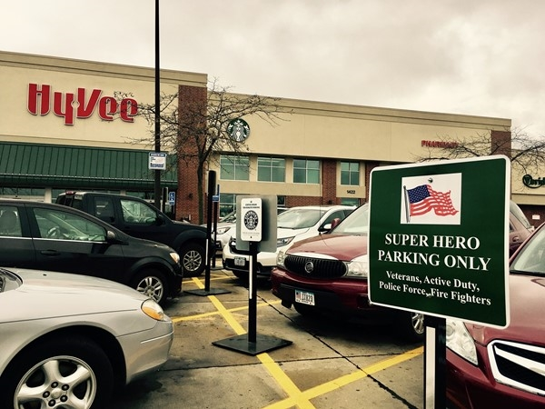 Hy-Vee has always been a favorite grocery store now that they upped their game