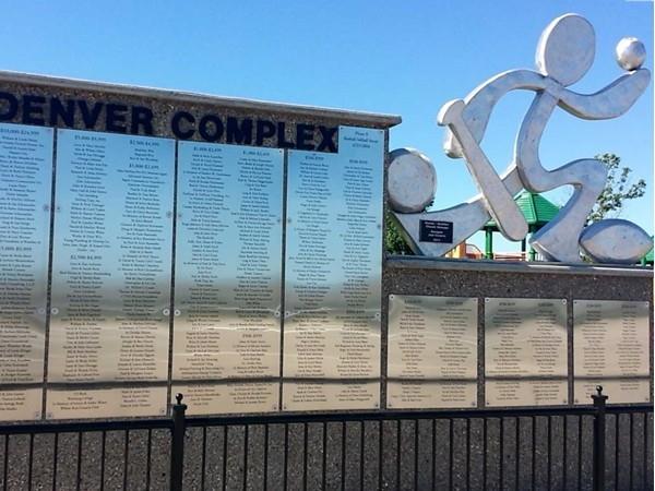 Denver Athletic Complex! Go Cyclones
