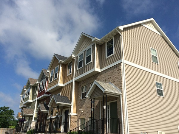 Midtown Heights, across from Gateway Market. Refreshing to see in this mature neighborhood.
