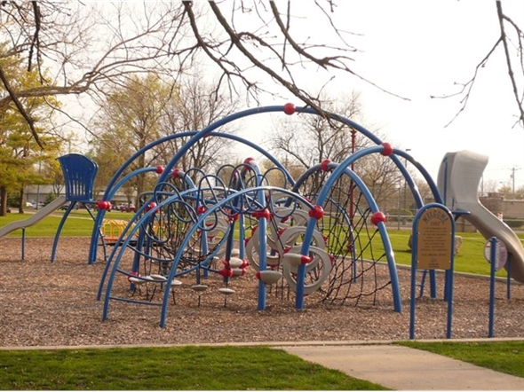 Playground at Haines Park