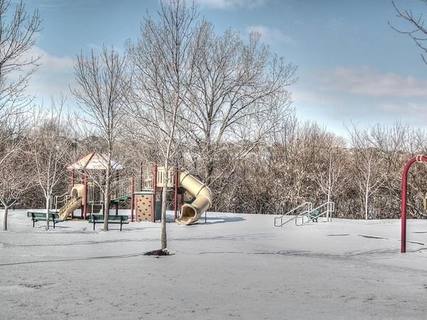 Deer Creek Park...