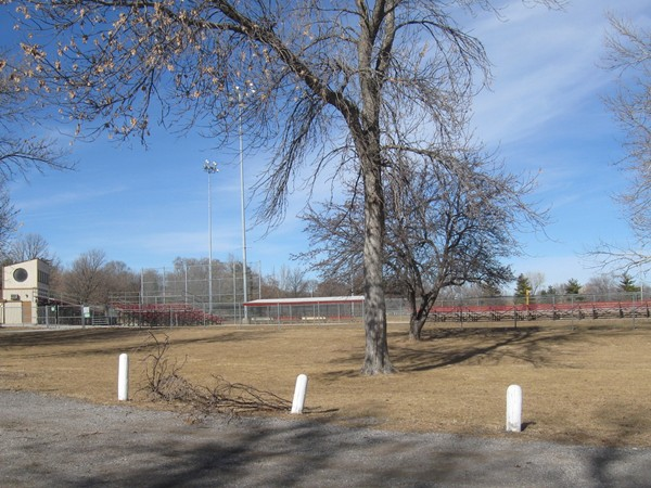 Seymour Smith Park baseball and softball complex