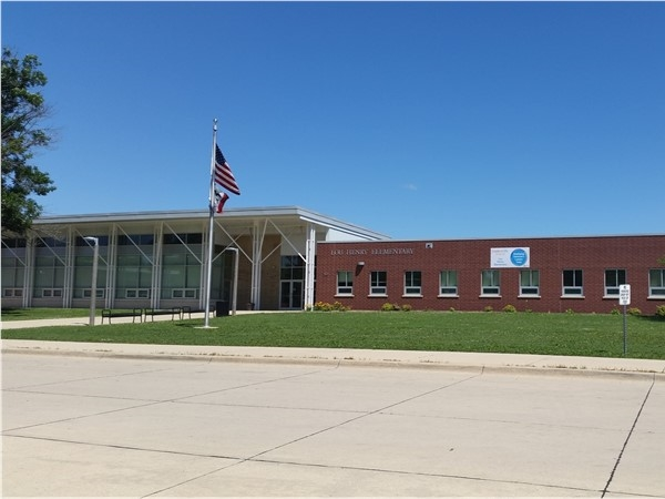 Lou Henry Elementary School is one of our newer elementary schools